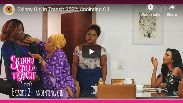 Skinny Girl In Transit Season 5 Episode 2 - Counselling Session?